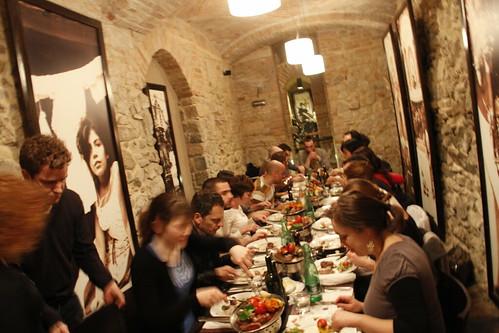 Lunch in Argentinean steakhouse El Gaucho (Bratislava) 3