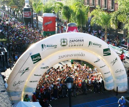 Medio Maraton Zapopan 2010