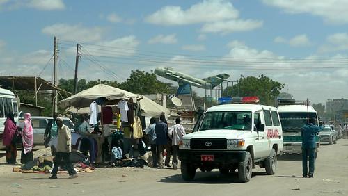 Hargeysa (Somaliland/Somalia) - Landmark MiG