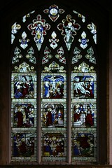 East window by Burlison & Grylls - Byfield