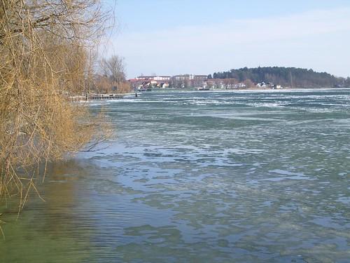 winter frühling seenplatte