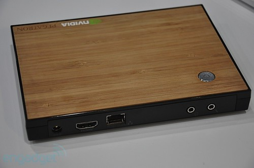 Pegatron, Nvidia, Tegra 2, Multimedia Box