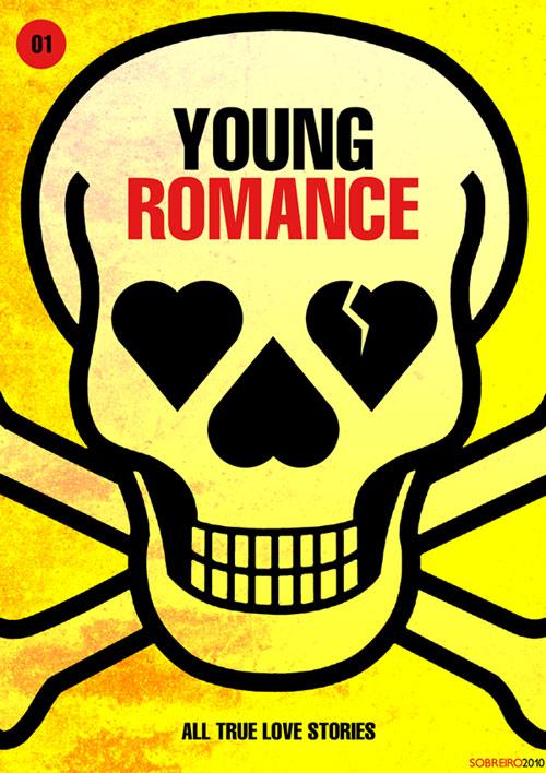 YOUNG ROMANCE 01 by Felipe Sobreiro