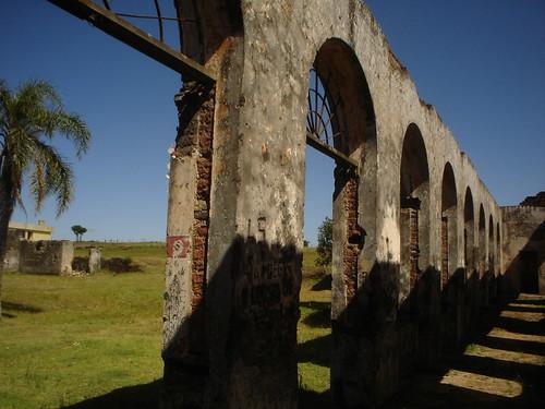 Enfermaria Militar de Jaguarão é um dos pontos turísticos de Jaguarão. Crédito: Divulgaçãp