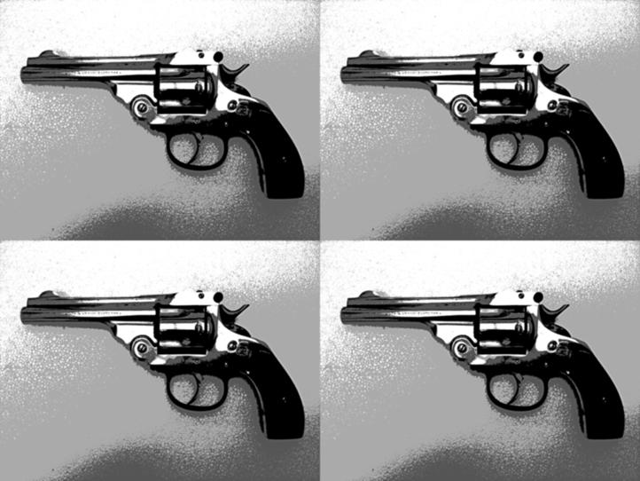papa's revolver