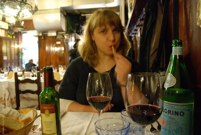 Trip to Bologna, Italy, 2010