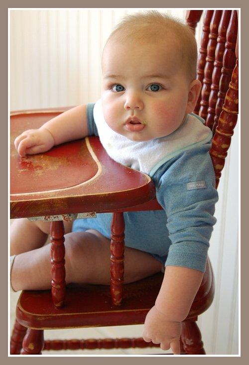Leif ~ 6 Months