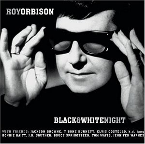 thumbRoy Orbison - Black And White Night - 2008 front