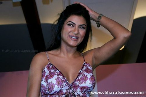 Actress Sushmita Sen photos