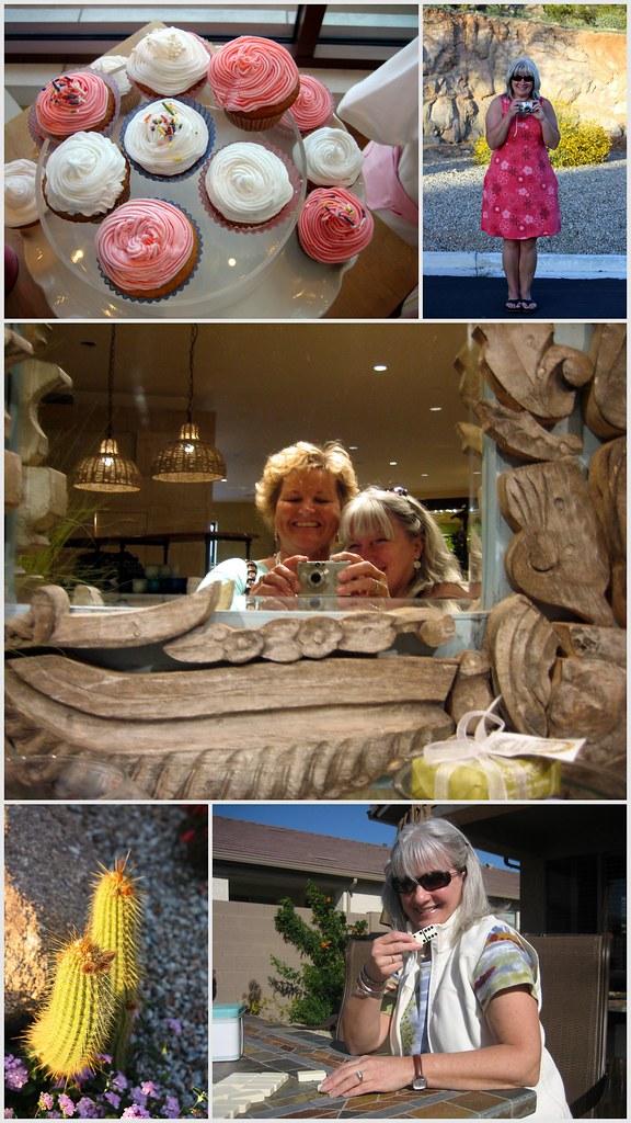 Cindy visit March 2010