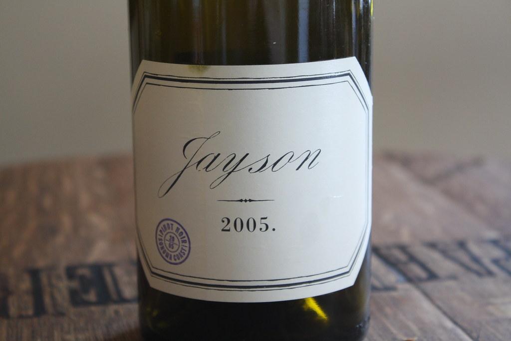 PahlMeyer Jayson Pinot Noir 2