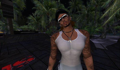 night harrop in second life