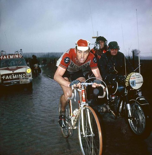 Eddy Merckx Paris-Roubaix 1970