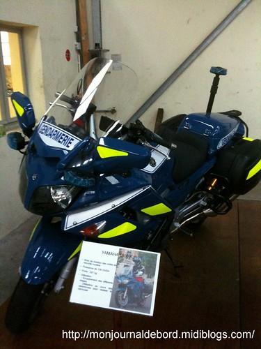 Yamaha FJR 1300 Gendarmerie