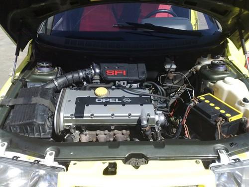LADA 21106 ENGINE