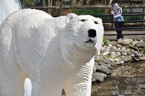 Lego Polar Bear