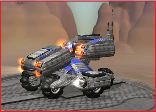 The VCC Scout Vehicle Challenge! 4501534696_db45fe6e33_o