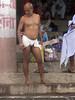Tying Langoti 1.8 Varanasi (amiableguyforyou) Tags: india men up river underwear varanasi bathing dhoti oldmen ganges banaras benaras suriya uttarpradesh ritualbath hindus panche bathingghats ritualbathing langoti dhotar langota