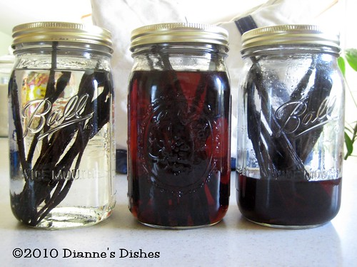 "Make Your Own Vanilla Extract: Ready to ""Steep, Ready to Use and Almost Used Up!"