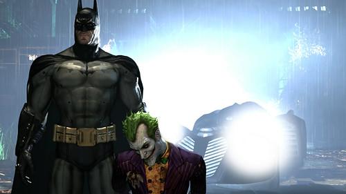 Thumb 10 minutos del juego Batman: Arkham Asylum