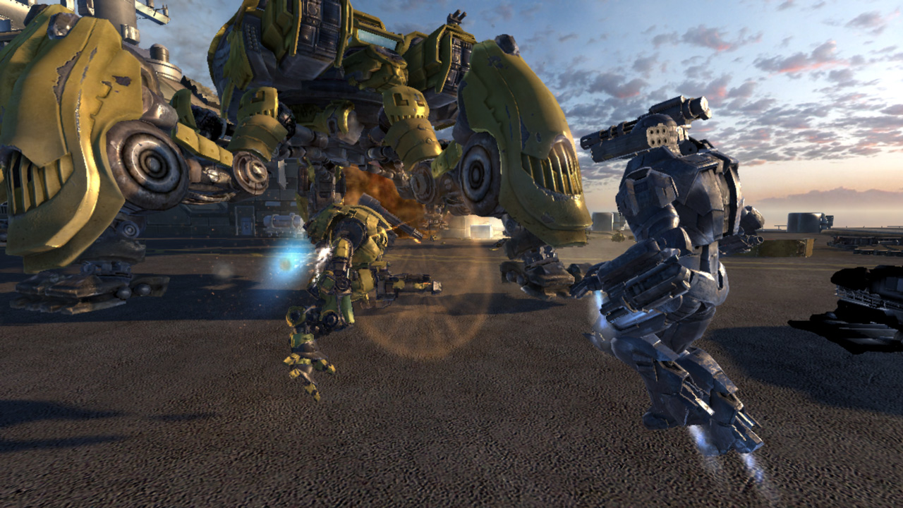 Iron Man 2 Game enemies