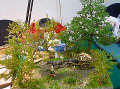 Diorama (seanofselby) Tags: horse scenery cart diorama