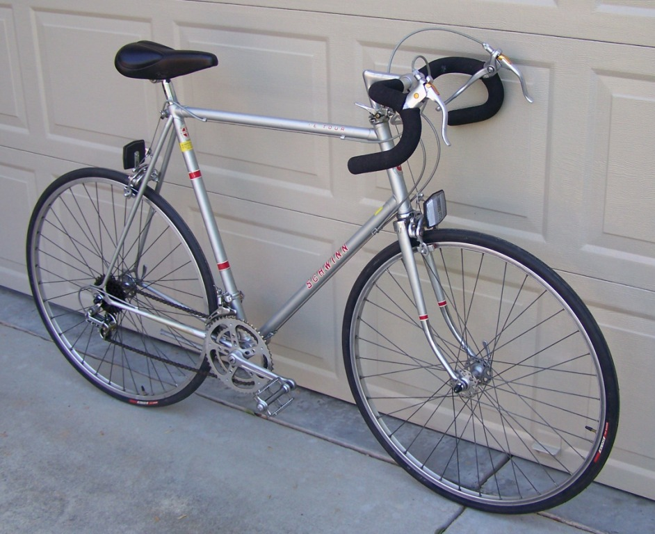 Schwinn Le Tour (1977'ish) question what size is this bike
