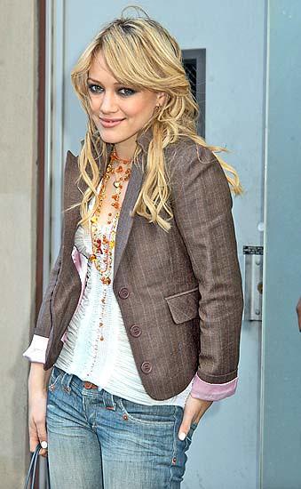 Hilary Duff by JOHN SMITH33