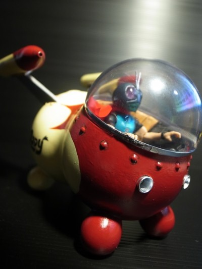Kamen Rider Rody by Mark Chang