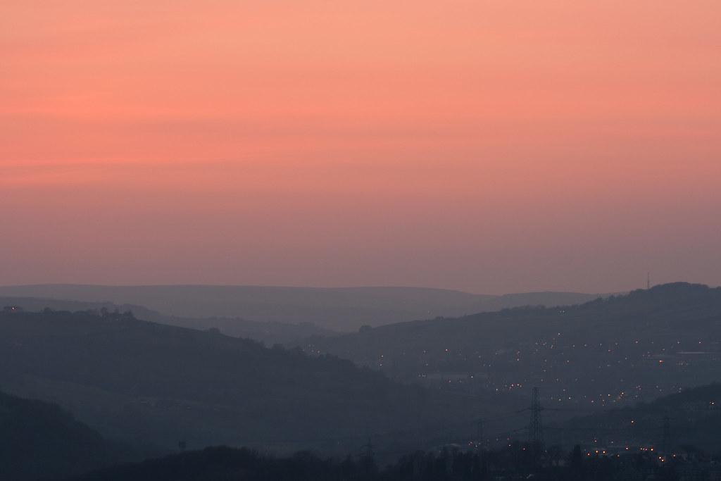 2010 April volcanic sunset-2