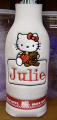 hello kitty (Order at: thekooziefloozie@aol.com) Tags: hellokitty zipperedbottle