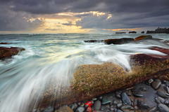 No beat around the bush. (tropicaLiving - Jessy Eykendorp) Tags: sunset bali seascape beach nature canon indonesia landscape photography outdoor lee reverse hitech tropicaliving