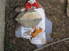 Weird Aray (Scorpios Attic) Tags: litter toyhorse stonestaircase ensignpeak ashfp