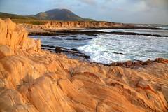 Rock Bands, Montaña de Oro (DM Weber) Tags: ocean california sunset montañadeoro rockbands psa148 yourwonderland onlythebestofnature dmweber