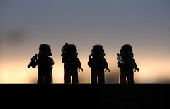 110/365 (lordofcondo) Tags: silhouette d50 starwars nikon lego 365 bandofbrothers 55200vr