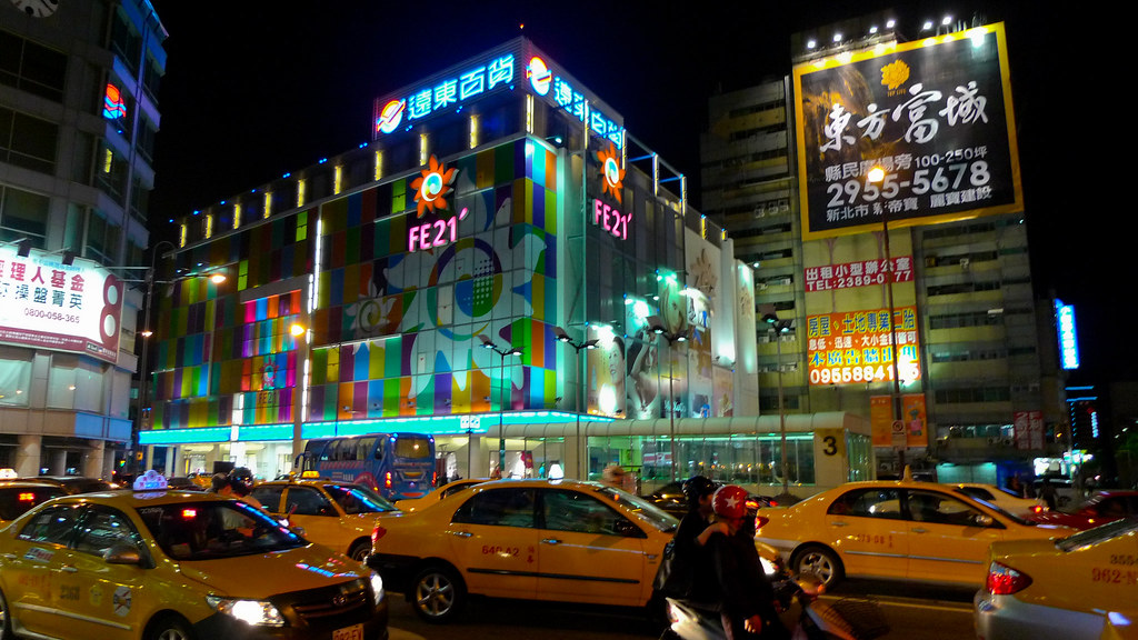 how to go shilin night market from ximending