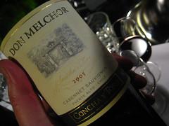 Don Melchor 2005 Cabernet Sauvignon