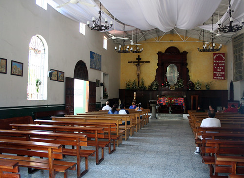 Zihuatanejo - Passing a Church