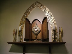 St. Stephen's, Adoration Chapel