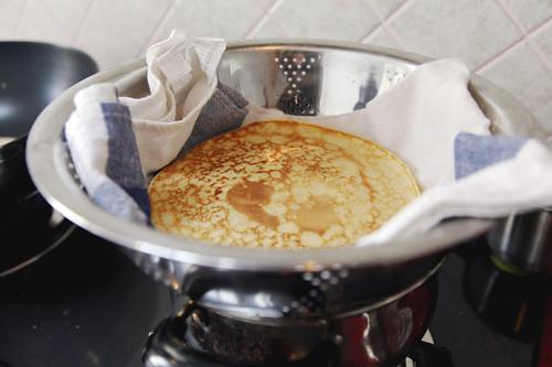Warm Pancakes