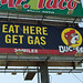 Eat Here, Get Gas