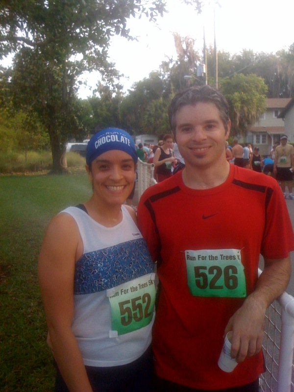 Run for the Trees 5k 2010