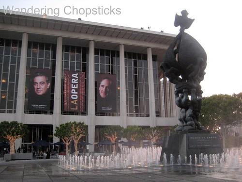 LA Opera, Dorothy Chandler Pavilion - Los Angeles 7