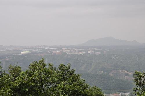 大棟山頂的景色