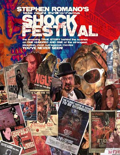 Stephen Romano - Shock Festival