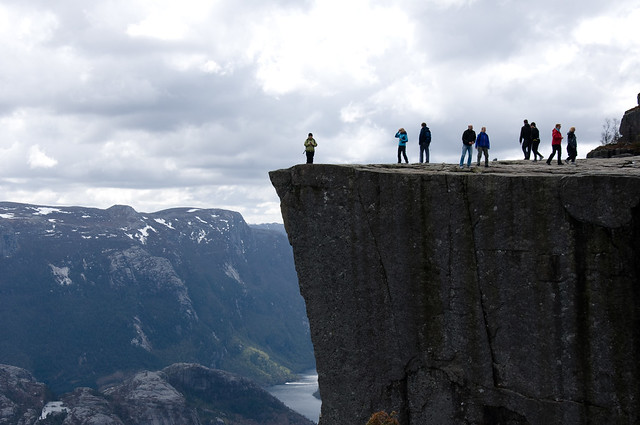 Preikestolen, Pulpit Rock