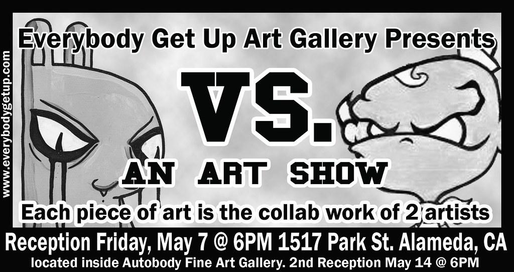 EGU, Art Show, Street Art,