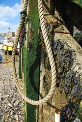 (moomindk) Tags: kent rope seashore broadstairs vikingbay