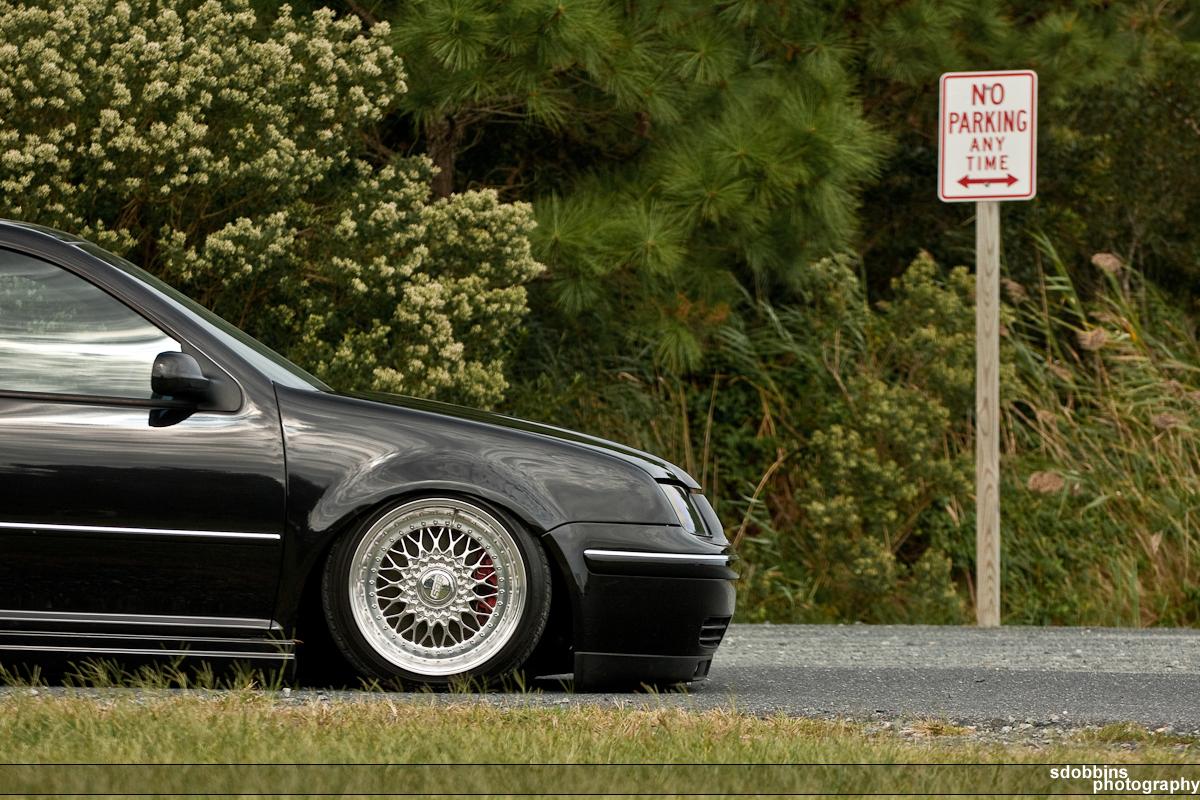 Brandon Nero's Mk4 VW Jetta