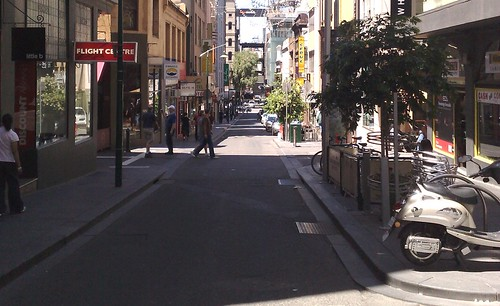 Little Bourke Street